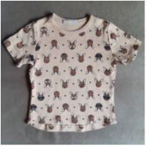 Camiseta coelhinhos Humaninhos - 2 anos - Humaninhos