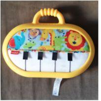 Piano musical Fisher Price animais da floresta -  - Fisher Price