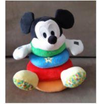 Argolas de pelucia Mickey