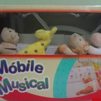 Móbile musical em pelúcia Zoo Kitstar -  - Kitstar