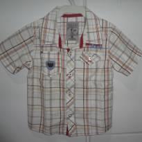 Camisa Tigor Baby tam. 2p - 2 anos - Tigor Baby