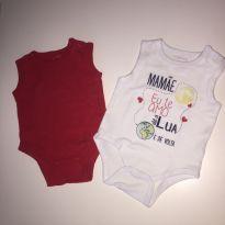 Kit 2 Bodies regata - 0 a 3 meses - Boulevard Baby