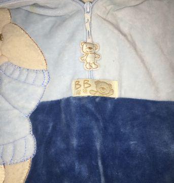 Saco de dormir - Sem faixa etaria - Beth Bebê
