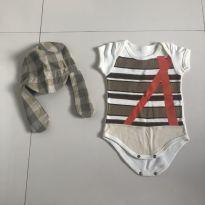 Fantasia Baby Chaves - 3 a 6 meses - Marca não registrada