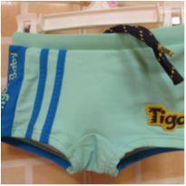 Sunga Tigor Baby - 9 a 12 meses - Tigor Baby