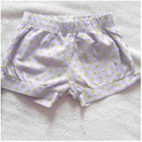 Shorts - 2 anos - Picolé