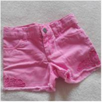 Shorts Jeans - 2 anos - Carter`s