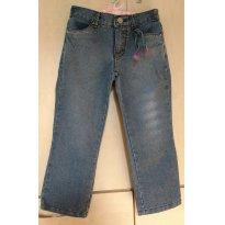 Jeans com Detalhes de ❤️ no Bolso - 4 anos - Alphabeto