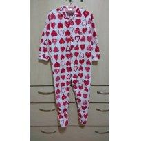 Pijama de inverno em fleece - 3 anos - Ami de lit