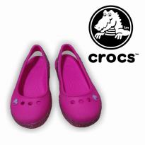 Crocs Genna Heart Rosa - 25 - Crocs