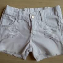 Short Jeans Malwee - 6 anos - Malwee