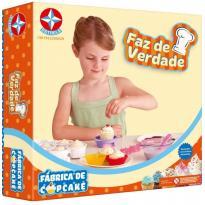 Brinquedo Fábrica de Cupcake - Sem faixa etaria - Estrela