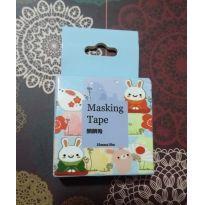 Fita adesiva decorativa Washi Tape Kawaí -  - Importada
