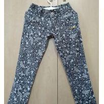Calça Alfaiataria com Estampa Floral Colorittá - 4 anos - Colorittá
