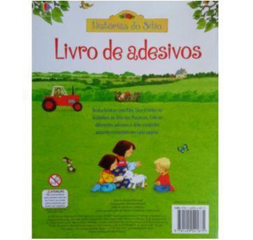 Livro: Histórias do Sítio DOAÇÃO - Sem faixa etaria - Editora Usborne
