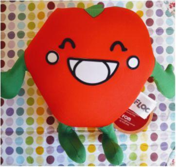 Almofada Tomate FOM - Sem faixa etaria - FOM