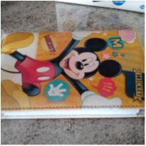 Tablet do Mickey com Câmera, Touchscreen, Wi-Fi + Capa do Mickey
