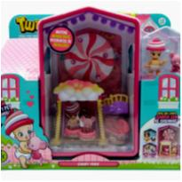 Playset Twoozies Candy Park -  - DTC