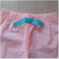 Calça de Pijama Listrada Carter`s - 4 anos - Carter`s