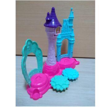 Play Set Play Doh Princesas Ariel, Rapunzel e Cinderela - Sem faixa etaria - Hasbro