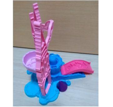 Castelo Mágico Play Doh - Sem faixa etaria - Hasbro