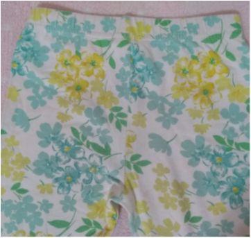 Calça Legging Floral Carter`s - 5 anos - Carter`s