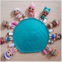 Coleção Com Nove Bonecas LOL -  - Candide