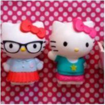 Coleção Com Quatro Hello Kittys -  - Mc Donald`s