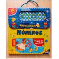 Bookbag dos Números -  - Todo Livro