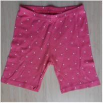 Short Pink com Bolinhas Carter`s DOAÇÃO - 4 anos - Carter`s