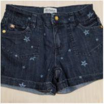 Short Jeans de Estrelinhas Lilica Ripilica