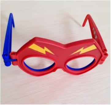 Óculos Máscara da Star Girl/ Flash - Sem faixa etaria - Mc Donald`s