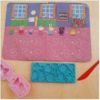 Kit de Acessórios para Brincar de Massinha da Peppa Pig -  - Estrela