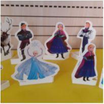 Mini Displays de Mesa Festa Frozen -  - Disney