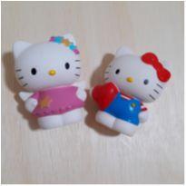 Par de Hello Kittys em Vinil