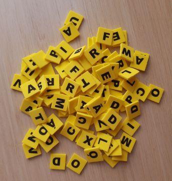 Alfabeto em EVA - Sem faixa etaria - Não informada