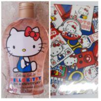 Composição com Colônia Splash e Caderninho Note da  Hello Kitty -  - Sanrio