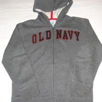 Blusa de moletom Old Navy - 10 anos - Old Navy (USA)