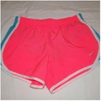 Shorts esportivo Nike - cor linda e alegre - 10 anos - Nike