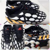 Chuteira de Campos Adidas - 31 - Adidas