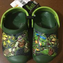 Crocs das Tartarugas Ninja - 24 - Crocs