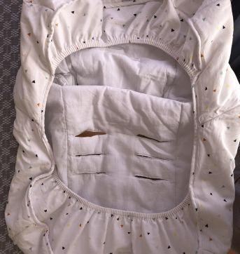 Capa para bebê conforto - Sem faixa etaria - Biramar e Biramar Baby