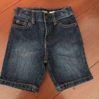 Bermuda Jeans OshKosh 3T - 3 anos - OshKosh