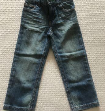 Calça Jeans Tommy Hilfiger 3T - 3 anos - Tommy Hilfiger