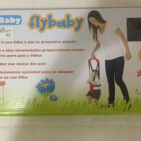 Andador Flybaby - Vermelho - Kababy -  - Kababy