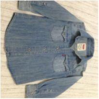 Camisa jeans Levis - 4 anos - Levi`s