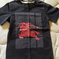 Camiseta tamanho 4 - 4 anos - Burberry