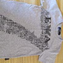 Camiseta tamanho 4 - 4 anos - Armani Exchange