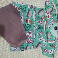 Pijama tamanho 8 - 8 anos - Quimby
