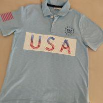 Camiseta Gap tamanho 8 - 8 anos - GAP